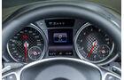 Mercedes SLC 300, Rundinstrumente