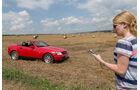 Mercedes SLK 200, Seitenansicht