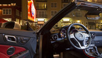 Mercedes SLK 55 AMG, Innenraum