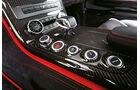 Mercedes SLS AMG Black Series, Bedienelemente