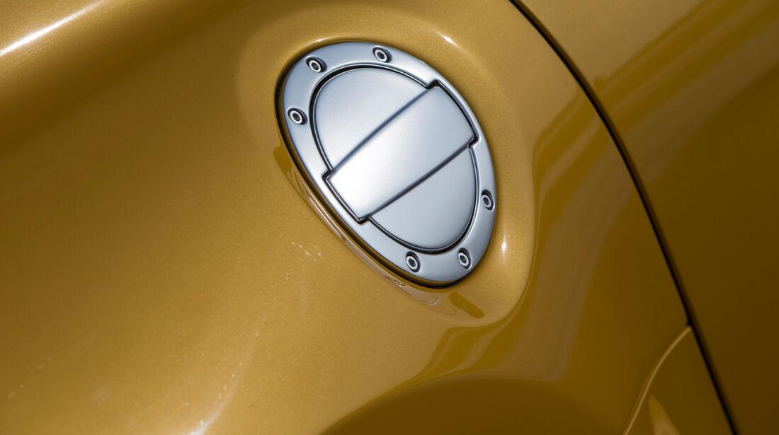 Mercedes SLS AMG Black Series, Tankdechel