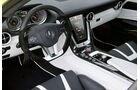 Mercedes SLS AMG E-Cell, Innenraum