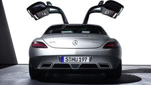 Mercedes SLS AMG E-Drive
