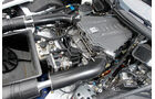 Mercedes SLS AMG GT3, Motor, 6,3-Liter-V8