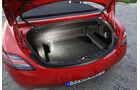 Mercedes SLS AMG Roadster, Kofferraum