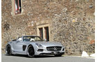 "Mercedes SLS AMG, Tuning, Roadster, Inden Design, ""Borrasca"""