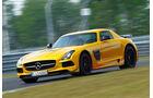 Mercedes SLS Black Series, Frontansicht