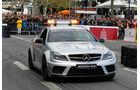 Mercedes Safety-Car DTM Präsentation Wiesbaden 2012
