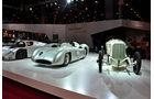 Mercedes-Sonderschau auf der Retromobile