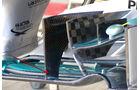 Mercedes - Technik - GP Russland 2014