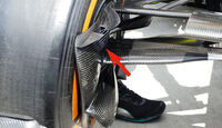 Mercedes - Technik-Update - GP Russland 2016 - Sochi