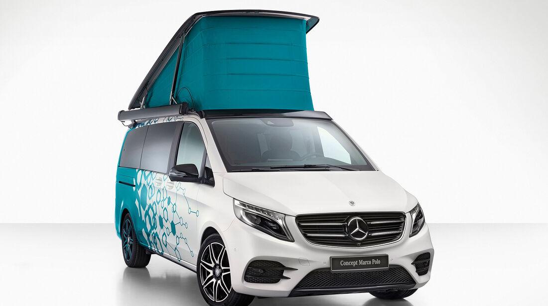 Mercedes V-Klasse Concept Marco Polo