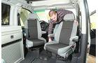 Mercedes Viano Marco Polo, Innenraum, Sitze, Drehsitze