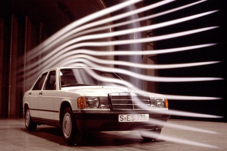 Mercedes W 201, Kompakt-Klasse