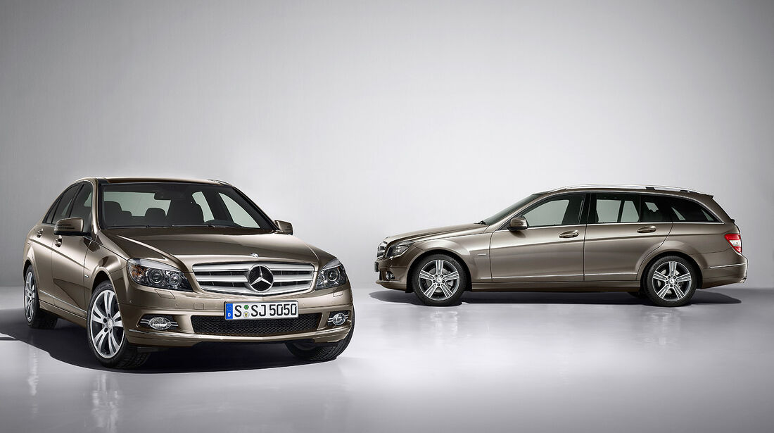 Mercedes W 204