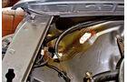 Mercedes W124, Innenkotflügel
