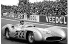 Mercedes W196 Stromlinie - Verrückte Formel 1-Ideen