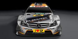 Mercedes - Wickens  - DTM 2015