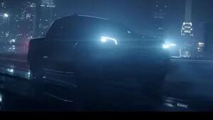 Mercedes X-Klasse Videoscreenshot
