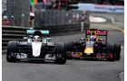 Mercedes vs. Red Bull - GP Monaco 2016