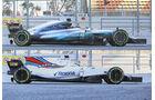 Mercedes vs. Williams - Profil - F1 - Barcelona Test 2017