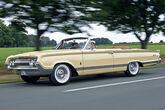 Mercury Park Lane Convertible 390 Super (1963)