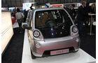Mia Brennstoffzelle, Autosalon Genf 2012, Messe, E-Auto