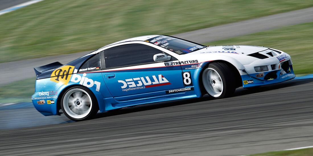 Michael Scherr, Drifter8DriftChallenge, High Performance Days 2012, Hockenheimring
