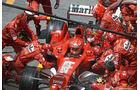 Michael Schumacher - Ferrari F2004 - Magny-Cours 2004