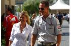 Michael Schumacher - GP Abu Dhabi - 10. November 2011