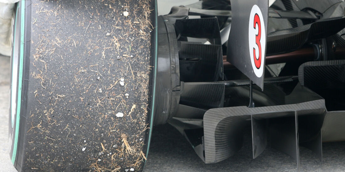 Michael Schumacher GP Malaysia 2010