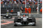 Michael Schumacher GP Monaco 2010