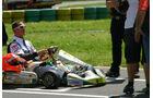 Michael Schumacher, Kart