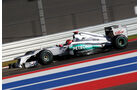 Michael Schumacher - Mercedes - Formel 1 - GP USA - Austin - 16. November 2012