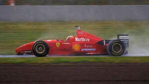 Michael Schumacher Spanien 1996