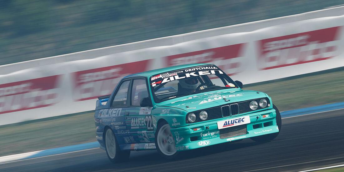 Michel Ditmarsch, Drifter22DriftChallenge, High Performance Days 2012, Hockenheimring