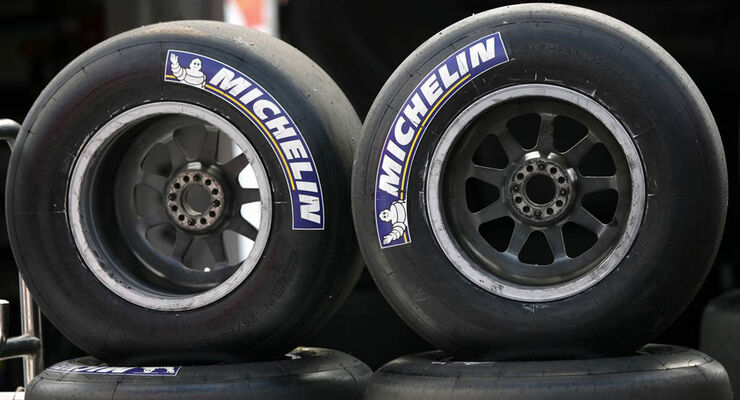 Michelin Slicks