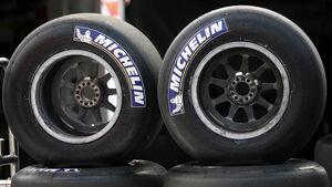 Michelin Slicks