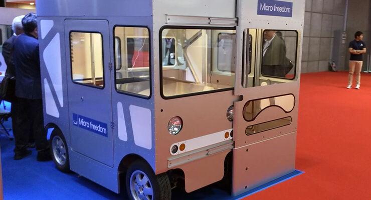 Micro Freedom Küchenwagen
