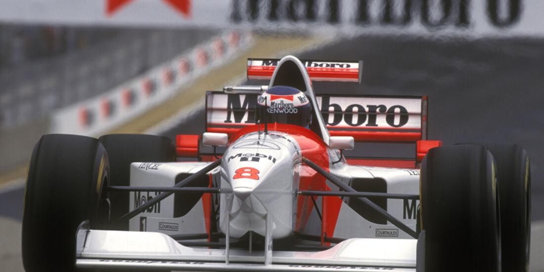 Mika Hakkinen 1995