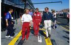 Mika Hakkinen - McLaren - Melbourne 1996