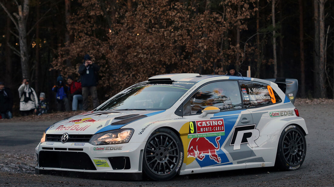 Mikkelsen - Rallye Monte Carlo 2014
