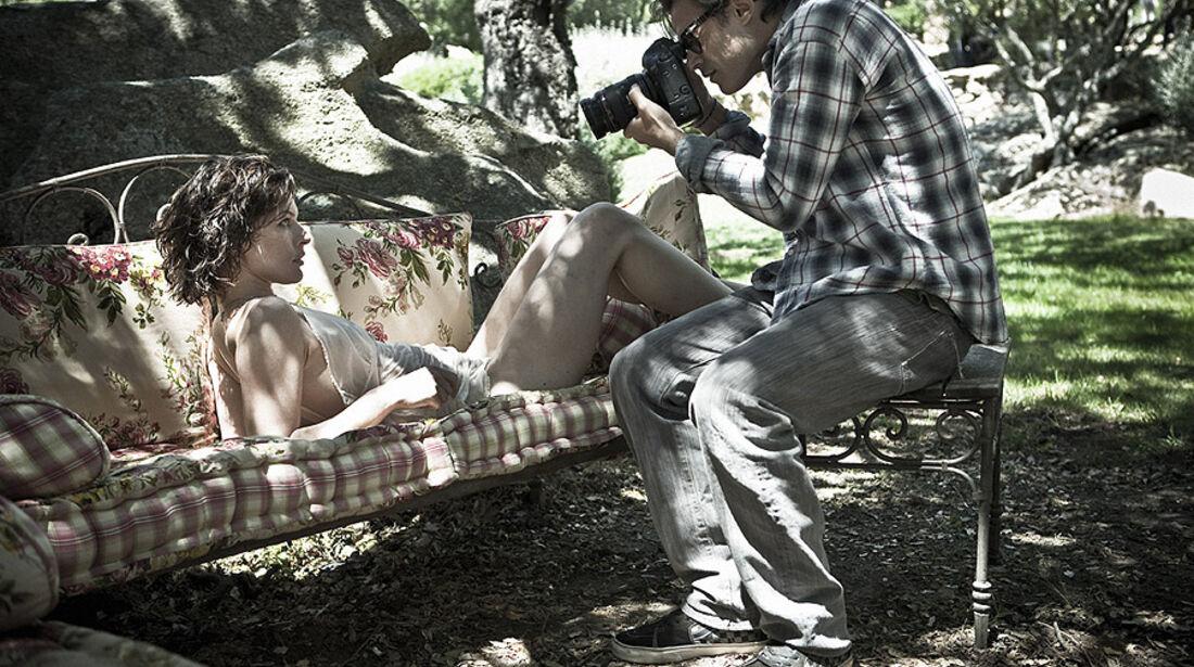 Milla Jovovich, Pirelli Kalender 2012