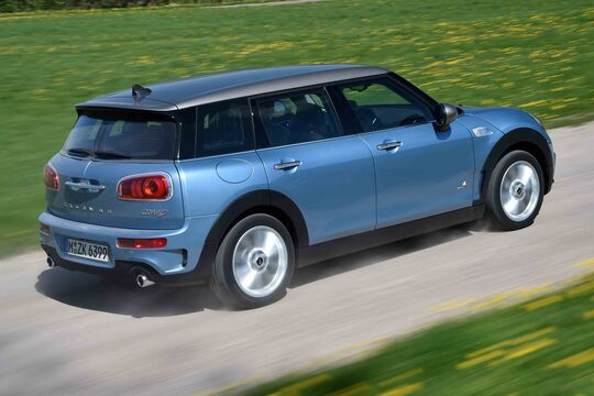 Mini Clubman SD All 4