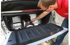 Mini Cooper Cabrio, Detail, Kofferraum