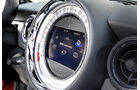Mini Cooper D, Infotainment Monitor