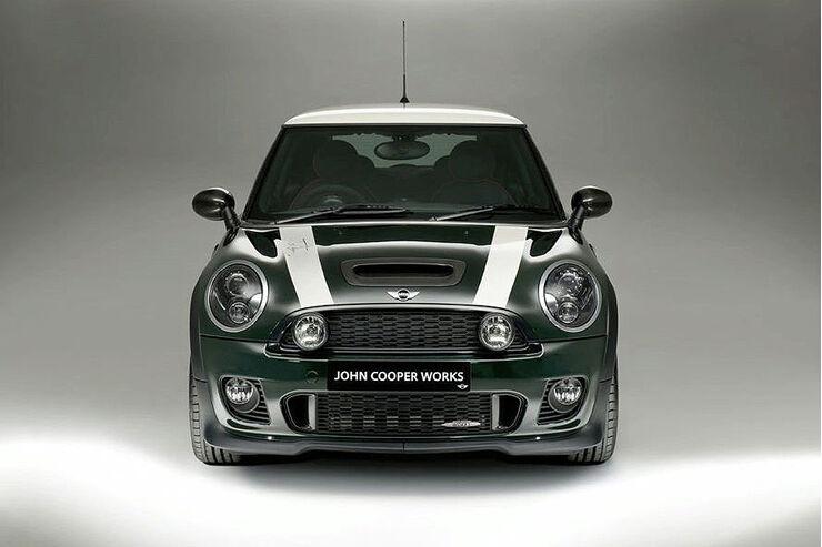 Mini Cooper JCW F1
