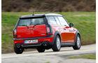 Mini Cooper S Clubman, Heckansicht