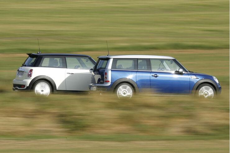 Mini Cooper S, Mini Cooper S Clubman 02