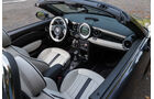 Mini Cooper S Roadster, Interieur
